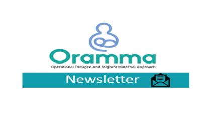 ORAMMA Update 2nd Newsletter