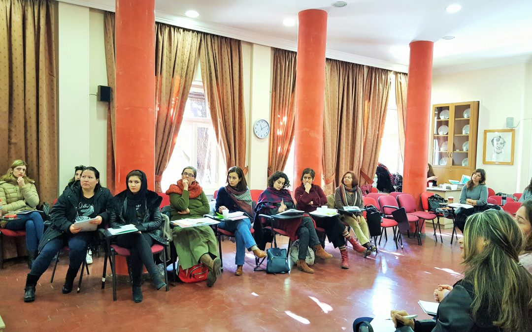 Maternity Peer Supporters training programme in Greece