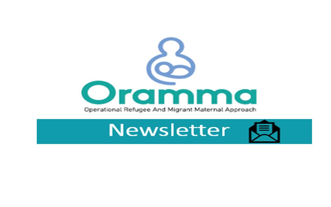 ORAMMA Update 2nd Newsletter