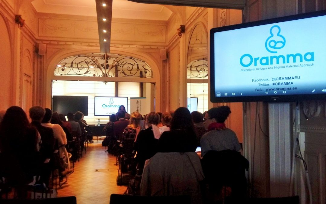ORAMMA Final Event in Brussels
